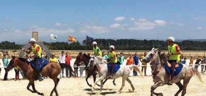Seleção Nacional de Raides YR conquista 2º Lugar no Open do Campeonato Nacional de Espanha