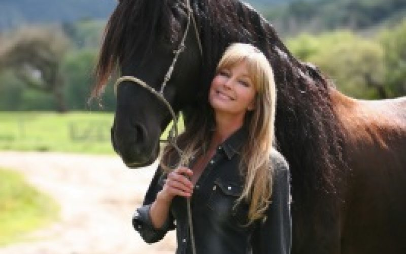 """Bo Derek puts perfect """"10"""" equestrian heroes in the limelight"""