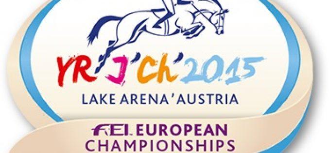 Jovens promessas inscritas no Campeonato da Europa de Children, Juniors e Young Riders (obstáculos)