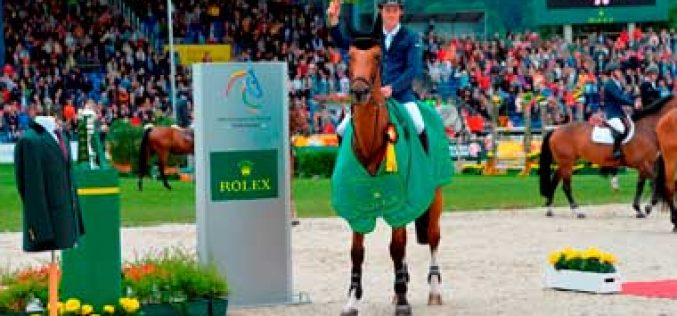 Scott Brash – soon to become an equestrian sport legend?