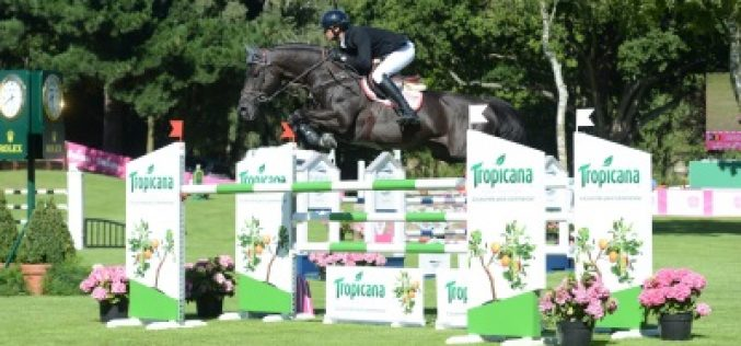 Jérôme Guéry claims the first class in Dinard