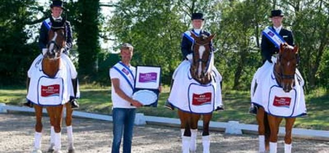 Danes make it a back-to-back double at Hickstead