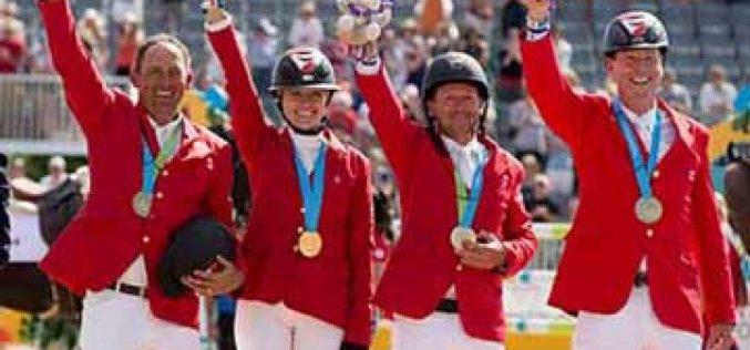 Canadá conquista Ouro: Brasil fica em quarto