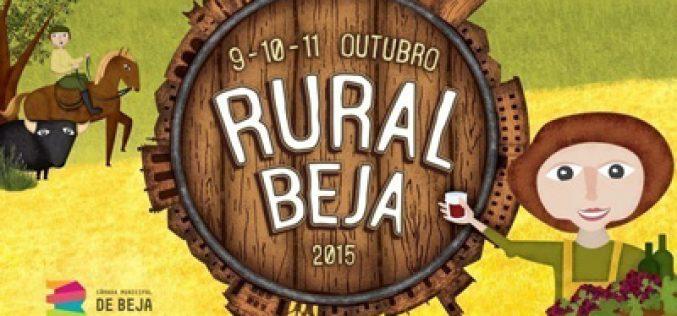 Ruralbeja 2015; Todos os caminhos vão dar a Beja