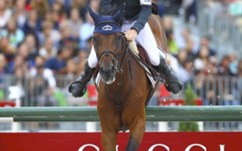 Equine stars at CSI5* – welcome to GLOCK's horse paradise!