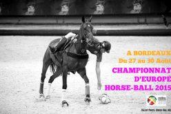 Selecções Nacionais de Horseball a caminho de Bordéus