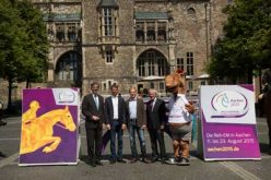 FEI European Championships Aachen 2015: 13 gold medals, strong riders, fantastic mood