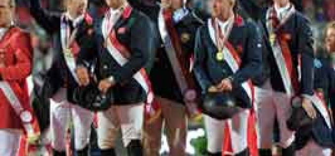 Aachen 2015: Record team entry for Jumping Championships