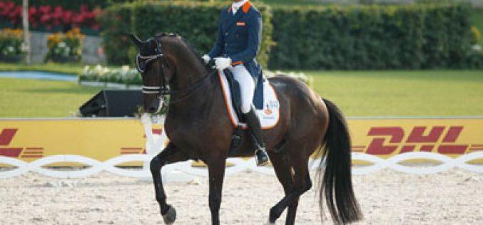 Edward Gal leads Netherlands to third European team title (VIDEO)