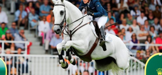 Aachen 2015: Meredith Michaels-Beerbaum: I couldn't wish for a better team for the Mercedes-Benz Prize