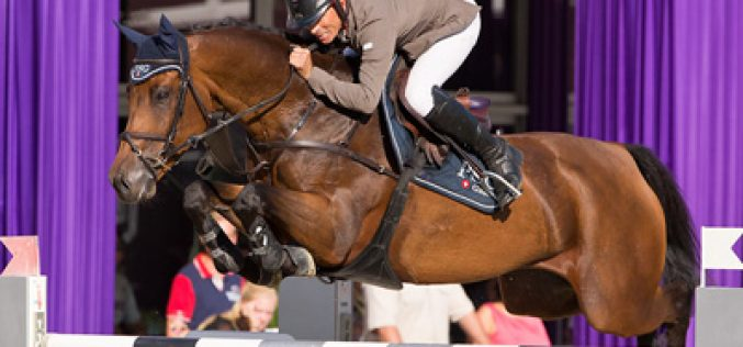 GLOCK's 5* Grand Prix triumph for Pius Schwizer