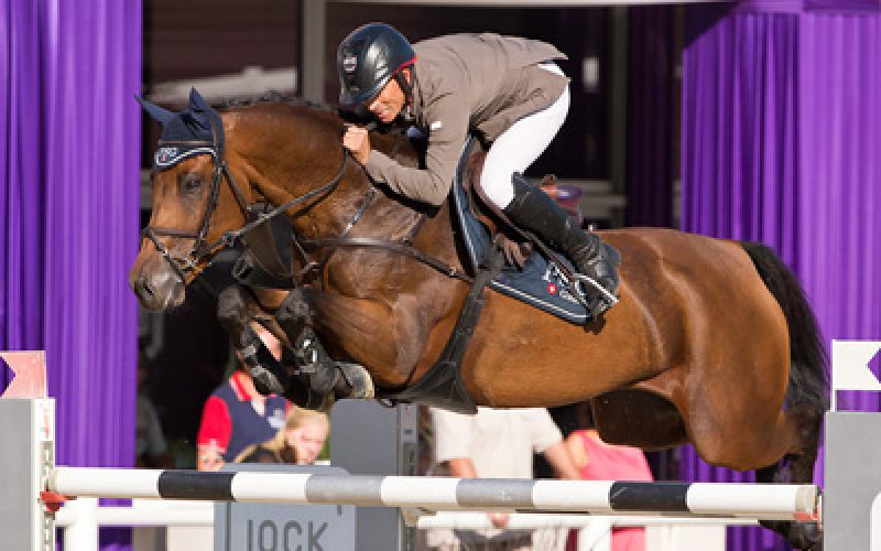 GLOCK's 5* Grand Prix triumph for Pius Schwizer
