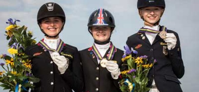 British are best at European Pony Champs