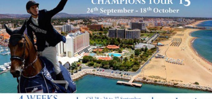 Vilamoura Champions Tour 2015 com lotação esgotada