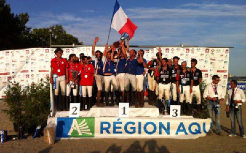 Comitiva portuguesa regressa de Bordéus com três medalhas ao peito