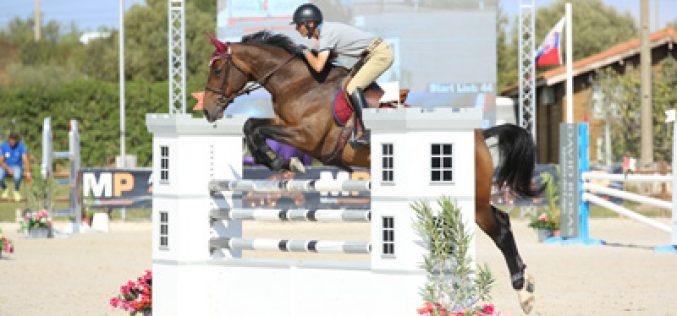 Vilamoura Champions Tour: 1ª Semana de Cavalos Novos (VÍDEO)