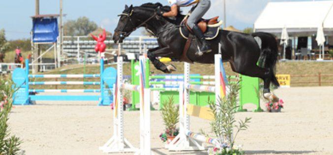 Vilamoura Champions Tour: 2ª Jornada de Cavalos Novos (VÍDEO)