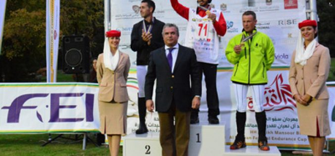 FEI World Endurance Championships for Young Horses 2015: UAE takes gold and Spain completes podium