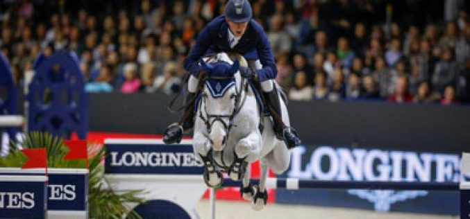 Paris to host Longines FEI World Cup™ Jumping Final and FEI World Cup™ Dressage Final 2018