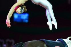 Paris and Madrid get new FEI World Cup™ Vaulting season off to flying start