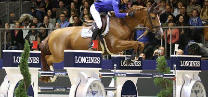 Lightning-fast Leprevost wins again in Lyon
