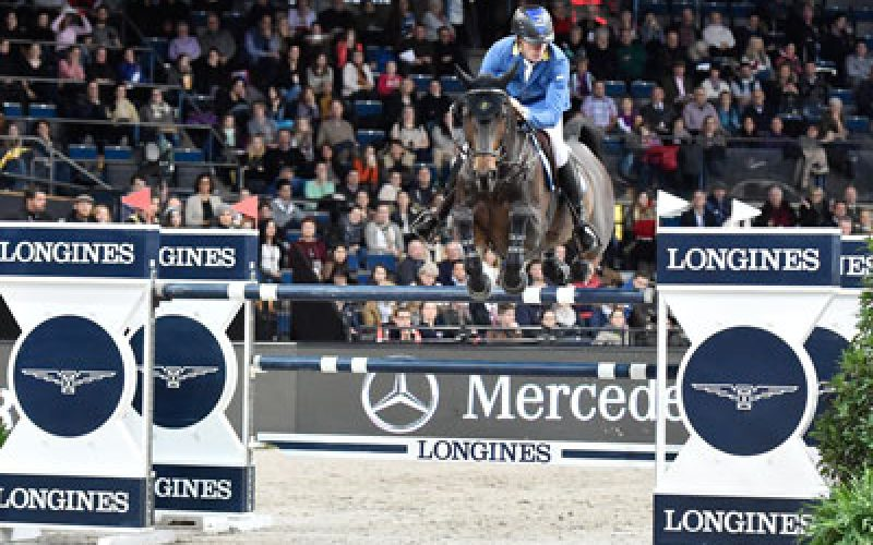 Awesome Ahlmann steals the Longines limelight at Stuttgart