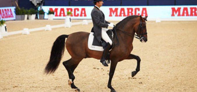 CDI3* Madrid: Espanhóis dominaram o Grande Prémio; Manuel Borba Veiga em quinto lugar (VÍDEO)