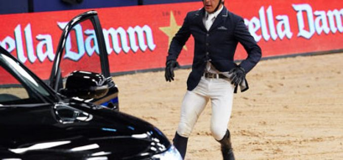 CSI5* Madrid: Espanhol venceu a prova Jump & Drive; Luís Sabino em quarto lugar