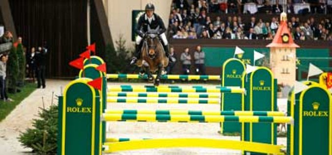 CHI Geneva: Rolex Grand Slam of Show Jumping: The countdown is on!