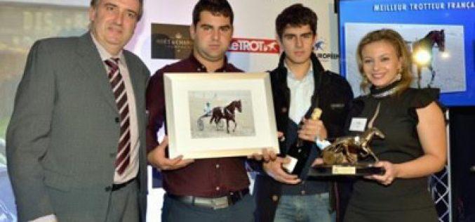 Trote atrelado: Palio Gede (FR), António Bessa e Quadra Mustang são campeões nacionais!