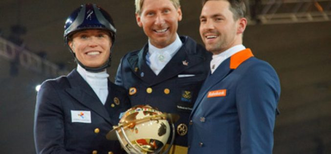 Young Delaunay and Kittel shine at WDM Freestyle Mechelen