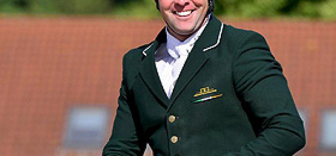 Tribunal Arbitral do Desporto rejeita recurso de Cian O'Connor