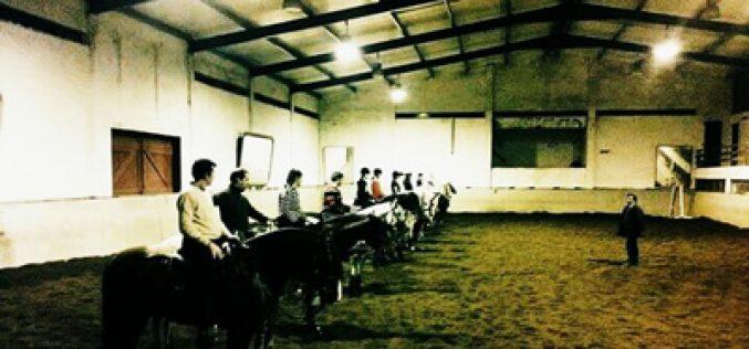 Açores: Estágio de sucesso na Associação Equestre Micaelense
