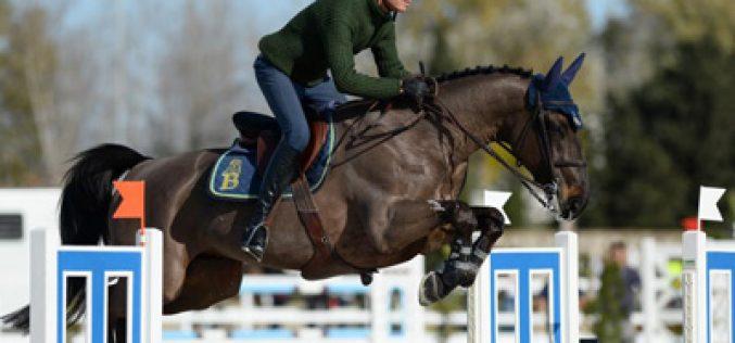 CSI**/*Oliva Nova: 2ª Jornada de Cavalos Novos – MET: Mário Wilson Fernandes em 5º lugar