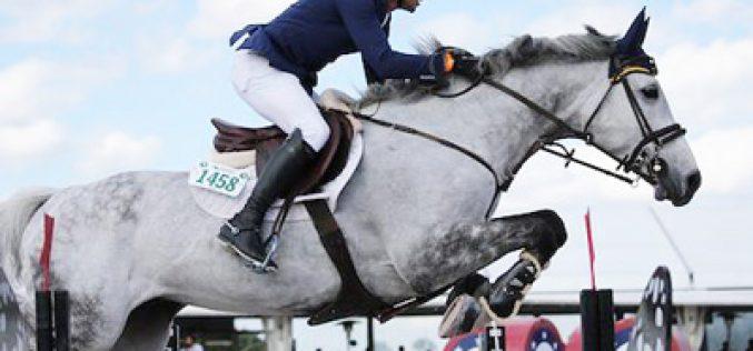 Conor Swail Speeds to $3,000 SSG Gloves Bonus at Wellington