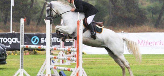 Taça de Saltos de Obstáculos para Cavalos Lusitanos