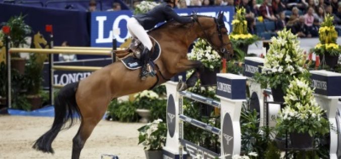 French to the fore on opening day of Longines 2016 Final