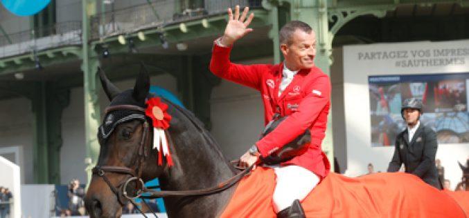 CSI 5* : Prix du Grand Palais / Class 1 : Pius Schwizer gets off to a winning start
