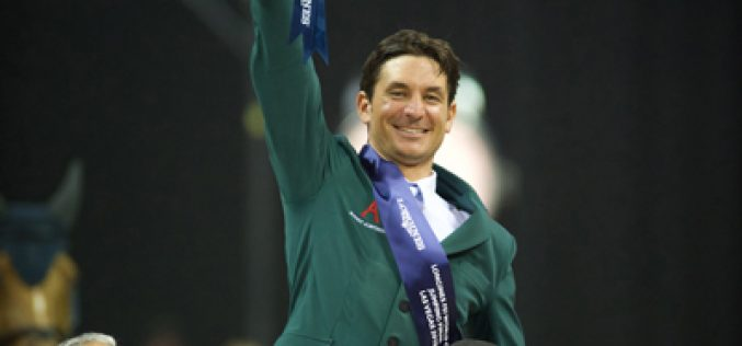 The Longines FEI World Cup™ trophy – it's the one they all want