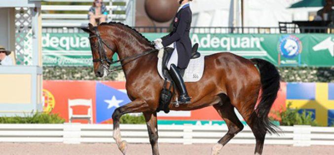 CDI4* Wellington: Laura Graves claims the Grand Prix