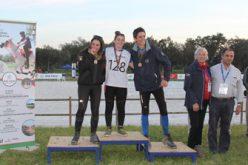 Novos Campeões Juniores de Endurance 2016