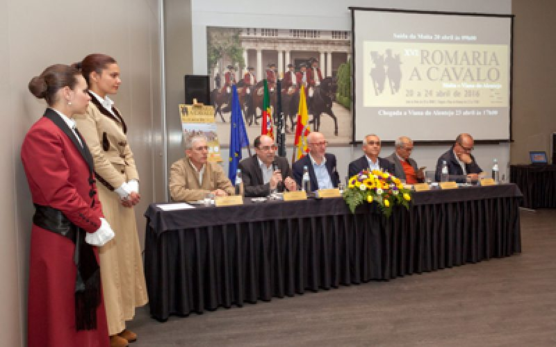 Apresentado programa da XVI Romaria a Cavalo Moita – Viana do Alentejo