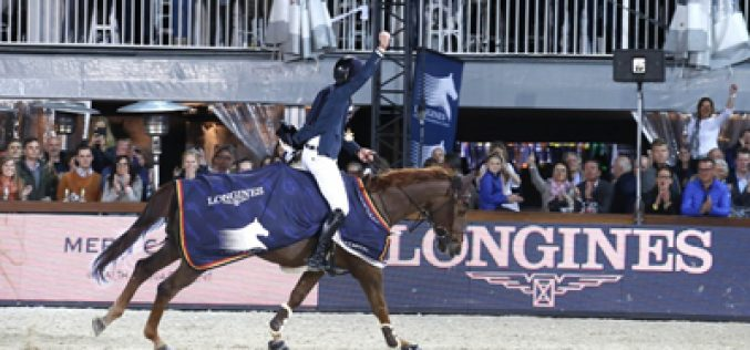 Eight out of 10 top riders in the world for LGCT Antwerp