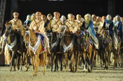 The Royal Cavalry of the Sultanate of Oman (VIDEO)