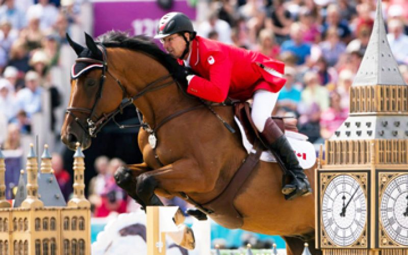 Morreu «Star Power» de Ian Millar (VÍDEO)