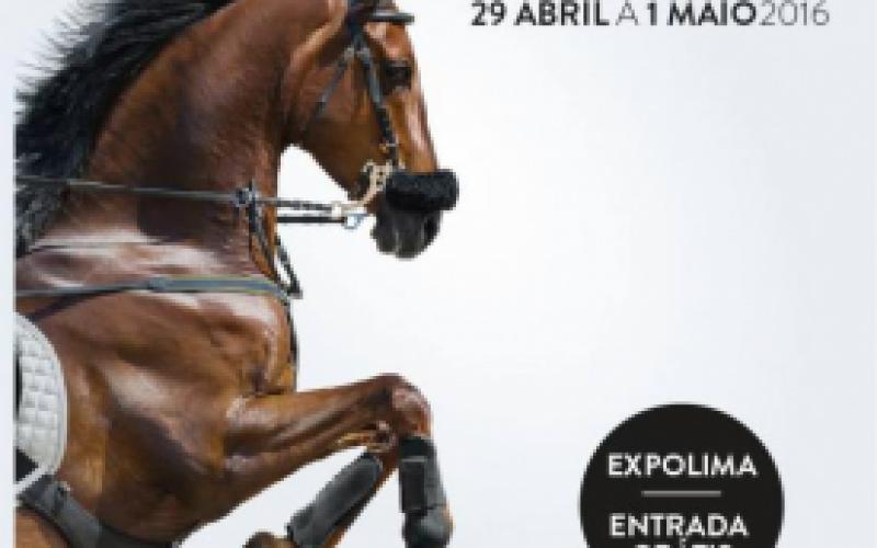 Concurso de Saltos Internacional de Ponte de Lima – Expolima de 29 de Abril a 1 de Maio