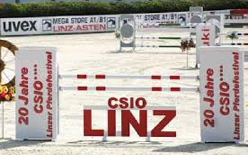 CSIO4* Linz: Seleção Nacional de Seniores na Áustria
