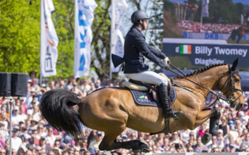 CSI3* Hamburgo: Irlandês Billy Twomey ganha o Derby (VÍDEO)