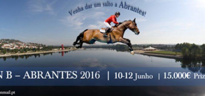 "CSN-B Abrantes 2016 – ""Venha dar um salto a Abrantes!"""