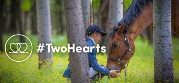 Rio 2016: Olympic equestrian #TwoHearts campaign captures hearts around the world (VIDEO)